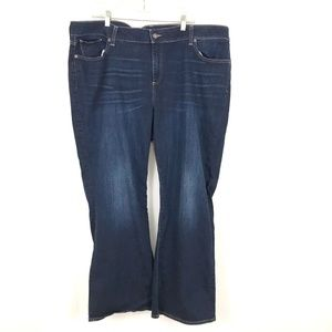 Lucky Brand Ginger Boot cut jeans 24WP Petite